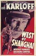 West of Shanghai