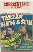 Tarzan Finds a Son! (1939)