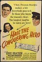 Hail the Conquering Hero (1944)