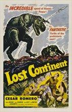 Lost Continent (1951)