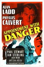 appointment with danger dvd