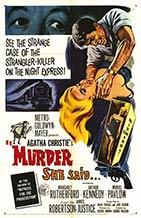 Murder, She Said (1961)