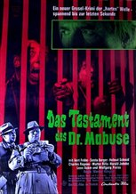 The Testament of Dr. Mabuse (1962)