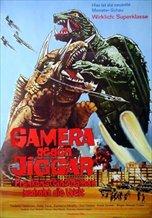 Gamera vs. Monster X