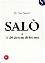 Salo, or the 120 Days of Sodom (1975)
