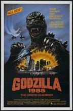 Godzilla 1985: The Legend Is Reborn
