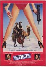 Spies Like Us (1985)