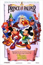 Mickey's the Prince and the Pauper