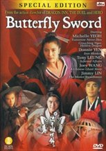 Butterfly and Sword