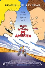 Beavis and Butt-Head Do America (1996)