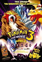 Pokémon the Movie 3: Spell of the Unknown