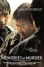 Memories of Murder (2003)