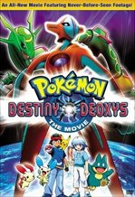 Pokémon: Destiny Deoxys