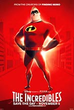 The Incredibles reviews and rankings