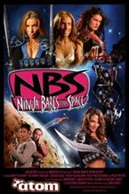 Ninja Babes from Space