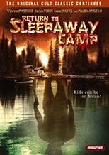 Return to Sleepaway Camp