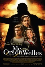 Me and Orson Welles reviews and rankings