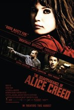 The Disappearance of Alice Creed reviews and rankings