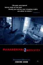 Paranormal Activity 2 reviews and rankings