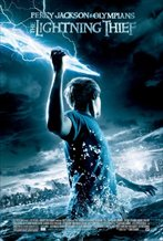 lightning thief dvd