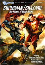 Superman/Shazam!: The Return of Black Adam reviews and rankings
