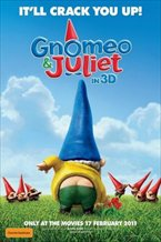 Gnomeo & Juliet reviews and rankings