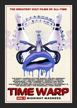 Time Warp: The Greatest Cult Films of All Time - Vol.1 Midnight Madness